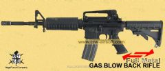 M4A1 Rifle (w/ COLT Marking) GBB by VFC